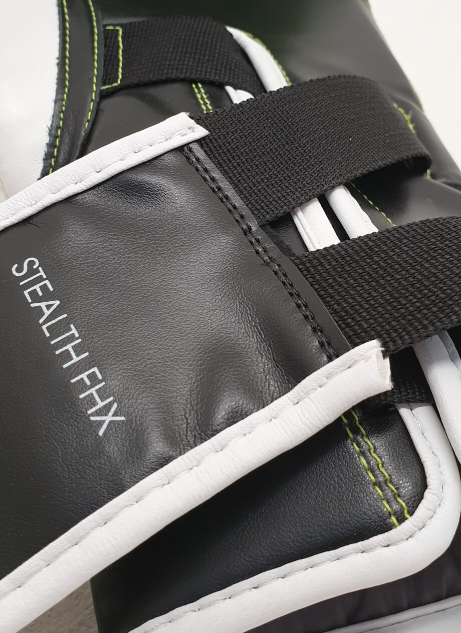 """SGT5-1 SPHINX """"STEALTH FHX"""" GUANTO PRO 10 OZ Boxing Kickboxing Thai Fullcontact PELLE"""