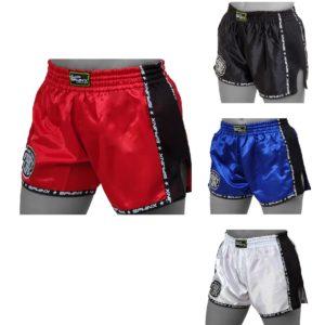 pantaloncino kickboxing slimfit