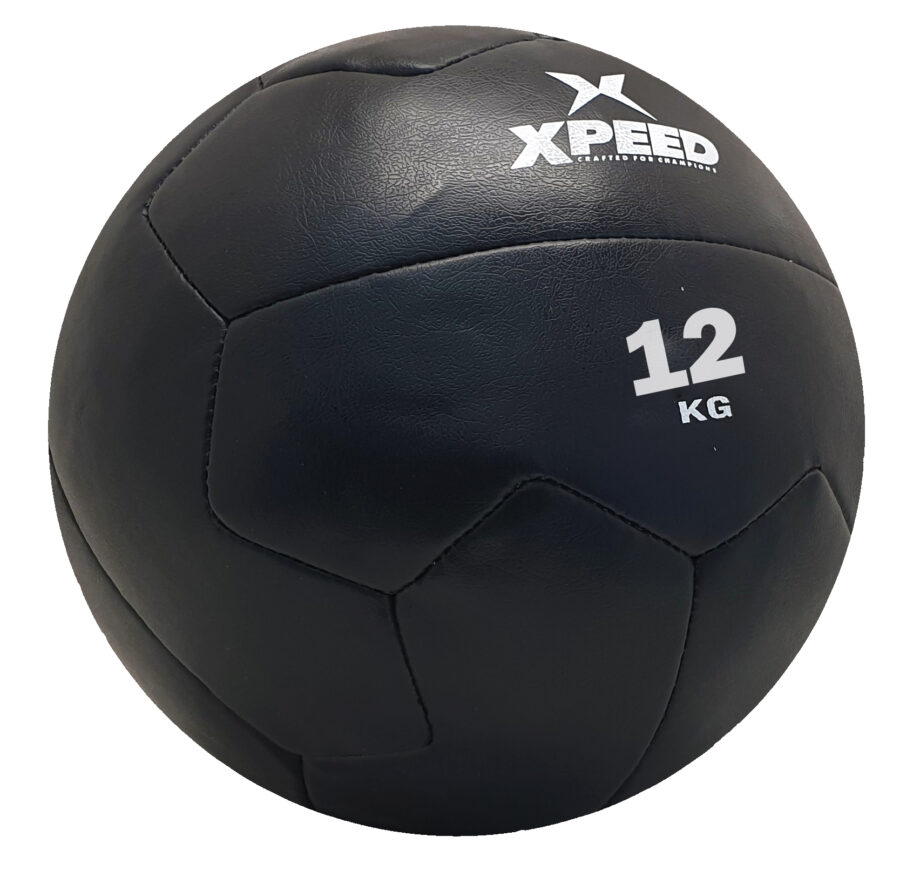 Wall Ball Black da 12 kg multifunzione