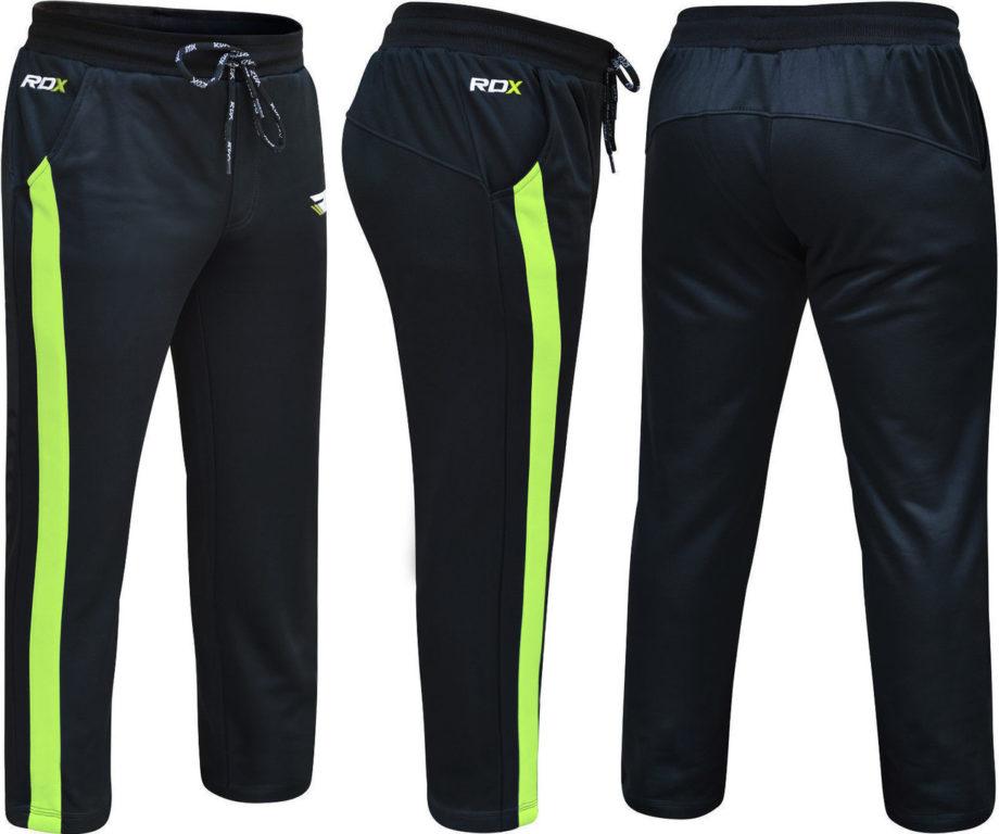 pantalone, pantalone fitness, pantalone nero, pantalone nero verde