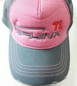 cappellino, rosa,