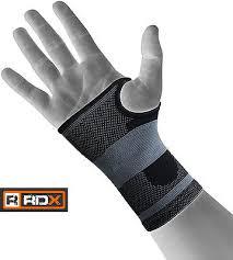 Supporto polso, supporto polso grigio nero, supporto polso boxe, boxe, supporto polso kickboxing
