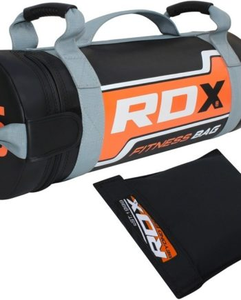 borsa fitness, sand bag, power bag, borsa pesante, power bag arancione, borsa fitness arancione