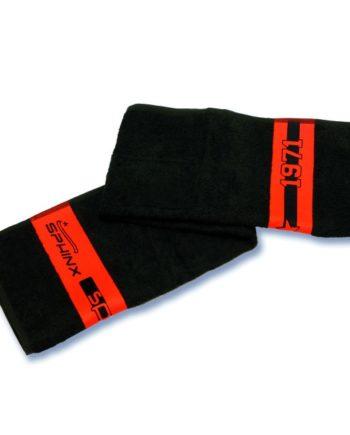 asciugamano nero sphinx