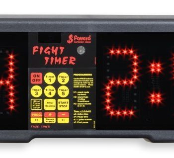 FIGHT TIMER, figt timer elettronico, fight timer da parete, fight timer ring